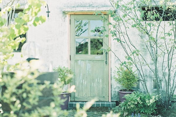 2019年春 ドアの塗り替え